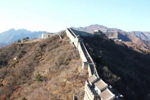 Den kinesiske mur er noe av det du kan oppleve i fantastiske Kina. Foto: Reisetilkina.com