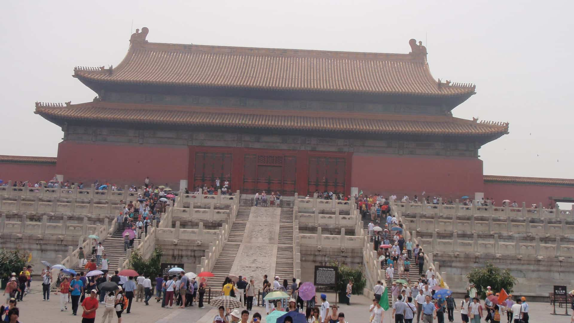 hovedstaden i kina