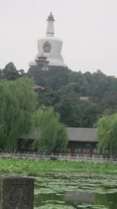 Kina har mye bra å by på. Her et bilde fra Beihai Park i Beijing.
