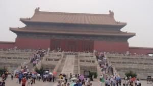 Det er mye fint å se i hovedstaden Beijing. Her fra den forbudte by rett ved den himmelske freds plass. Foto: Reisetilkina.com
