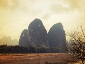 Guilins fjell - som avbildet på sedlene til den kinesiske myntenheten Yuan. Foto: Reisetilkina.com