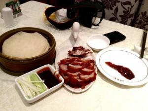 Peking duck - en av de beste restaurantene i sentrale Beijing. Foto: Reisetilkina.com