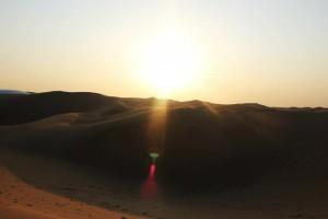 Sanddyner. Foto: Reisetilkina.com