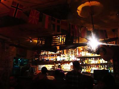 Helens er et godt sted å starte kvelden. Foto: Reisetilkina.com