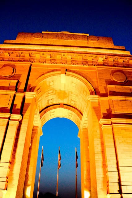 India Gate. Foto: Reisetilkina.com