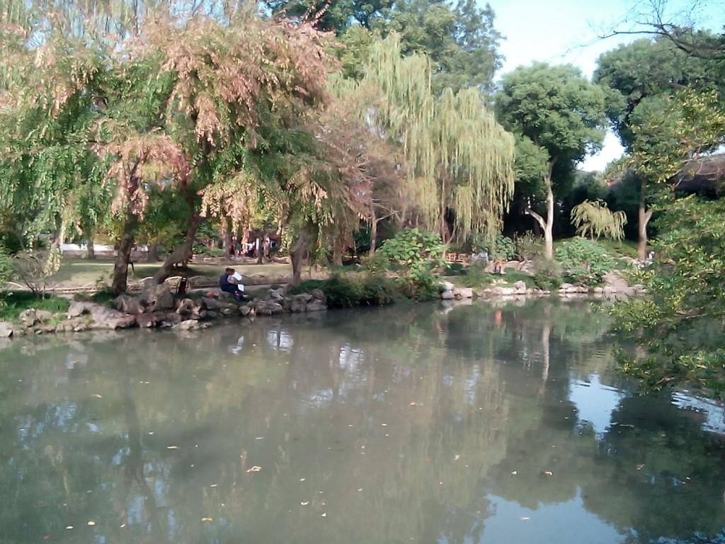 Noen av de flotteste øyeblikkene ble servert i Administrator Garden. Foto: Reisetilkina.com