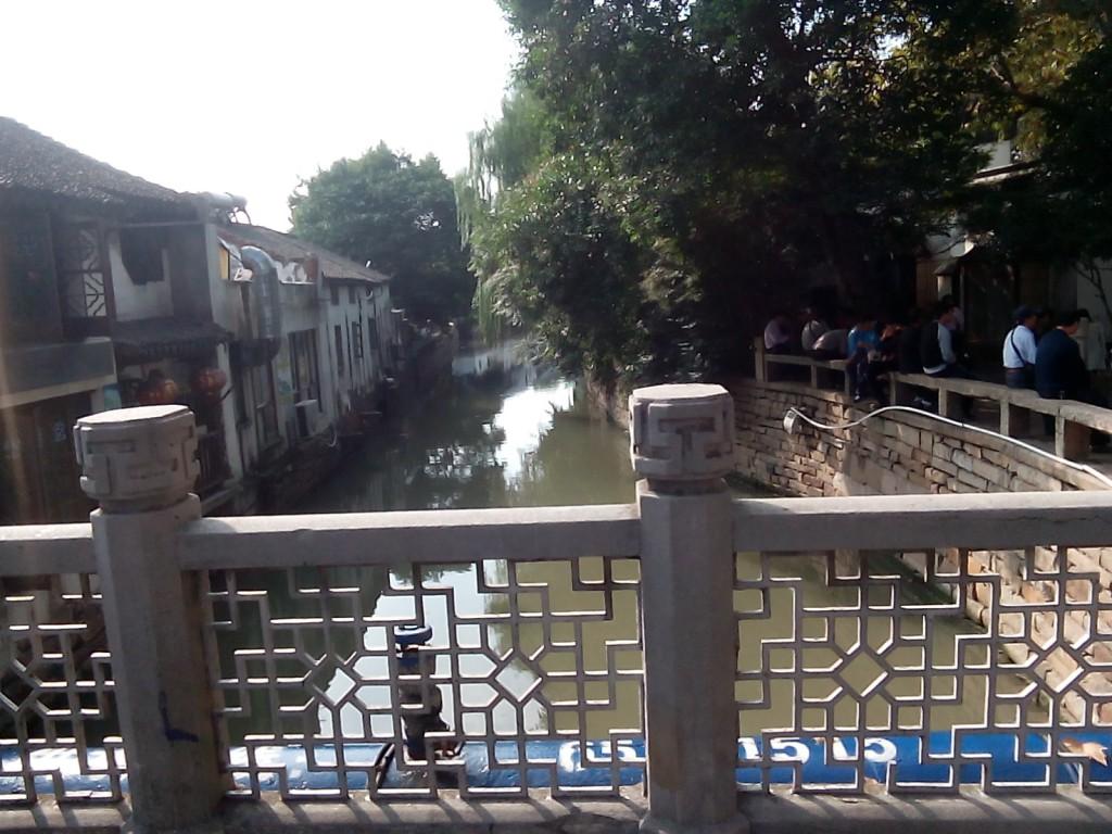 """Det er ikke uten grunn at Suzhou kalles """"Kinas Venezia"""". Foto: Reisetilkina.com"""